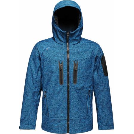 Men´s Artful 3 Layer Softshell Jacket von Regatta Tactical (Artnum: RG617