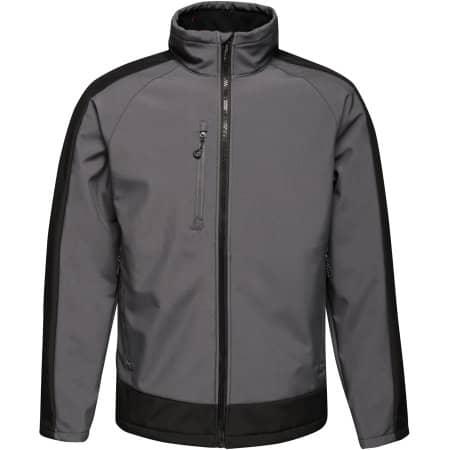 Contrast Printable 3 Layer Membrane Softshell Jacket von Regatta (Artnum: RG618