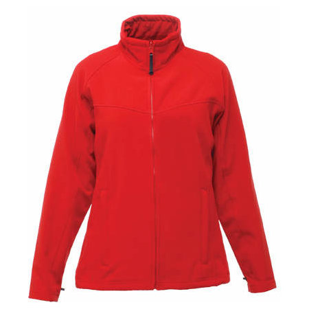 Women`s Uproar Softshell Jacket in Classic Red|Seal Grey (Solid) von Regatta (Artnum: RG645