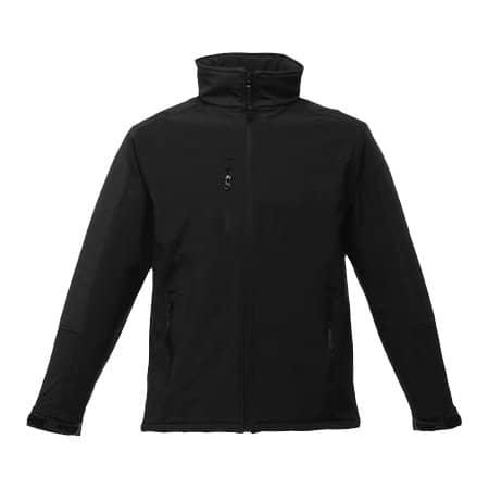 Hydroforce Softshell in Black|Black von Regatta (Artnum: RG650