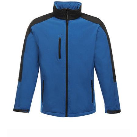 Hydroforce Softshell in Oxford Blue|Black von Regatta (Artnum: RG650