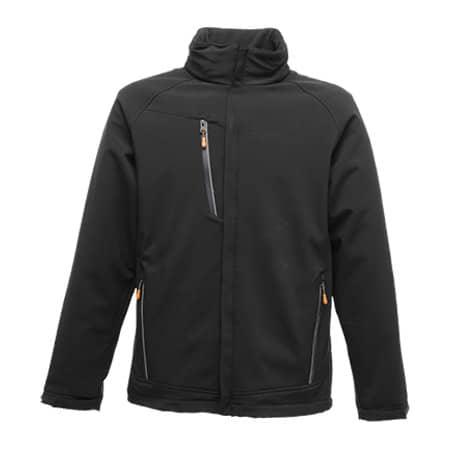 Apex Waterproof Breathable Softshell Jacket von Regatta (Artnum: RG670
