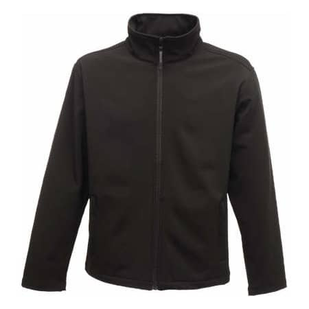 Classic Softshell Jacket in Black von Regatta (Artnum: RG680