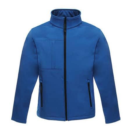 Men`s Softshell Jacket - Octagon II in Oxford Blue|Black von Regatta (Artnum: RG688