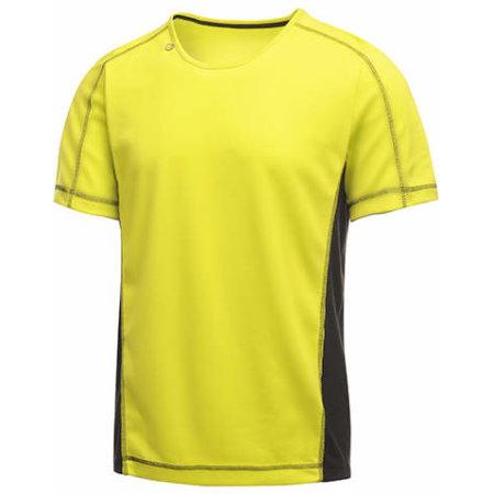 Beijing T-Shirt in Black|Black von Regatta Activewear (Artnum: RGA151