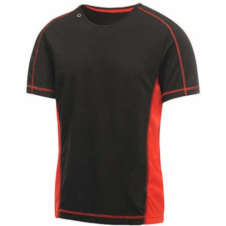 Beijing T-Shirt von Regatta Activewear (Artnum: RGA151
