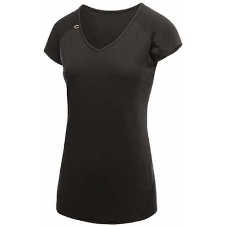Women`s Beijing T-Shirt von Regatta Activewear (Artnum: RGA152