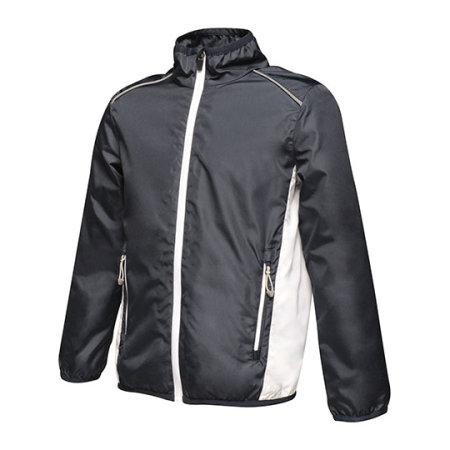 Kids Athens Track Top Jacket von Regatta Activewear (Artnum: RGA4690