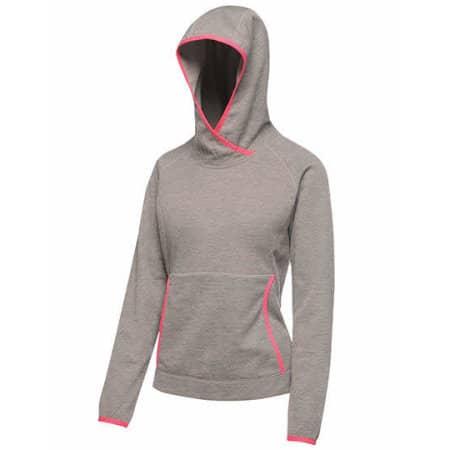 Narada Fleece Jacket in Rock Grey von Regatta Activewear (Artnum: RGA514