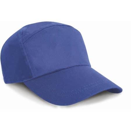 7-Panel Advertising Cap von Result Headwear (Artnum: RH02