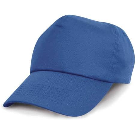 Junior Cotton Cap von Result Headwear (Artnum: RH05J