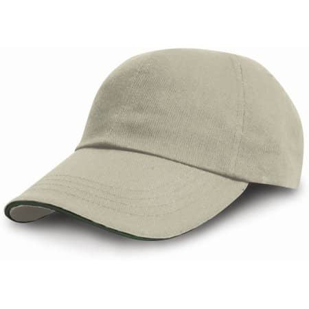 Heavy Cotton Drill Pro Style von Result Headwear (Artnum: RH10P