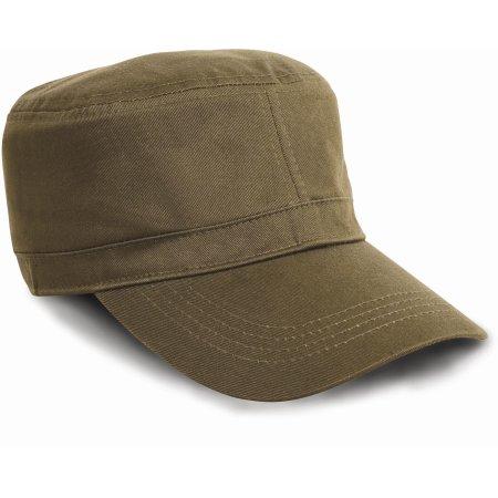 Urban Trooper Fully Lined Cap von Result Headwear (Artnum: RH58