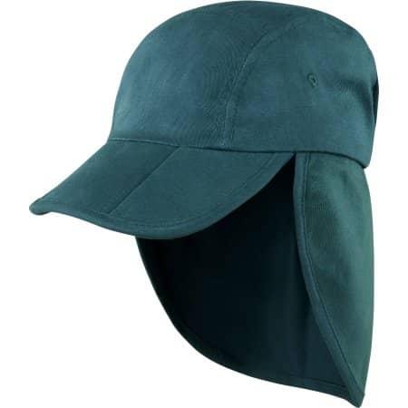 Fold Up Legionnaires Cap von Result Headwear (Artnum: RH76