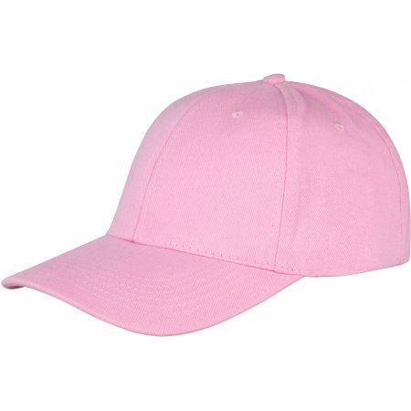 Memphis 6-Panel Cap in Pink von Result Headwear (Artnum: RH81