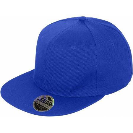 Bronx Cap in Saphirre Blue von Result Headwear (Artnum: RH83