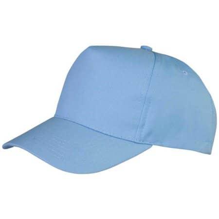 Boston 5-Panel Cap von Result Headwear (Artnum: RH84