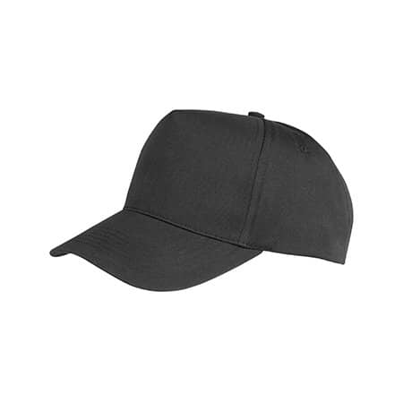 Junior Boston Printers Cap von Result Headwear (Artnum: RH84J