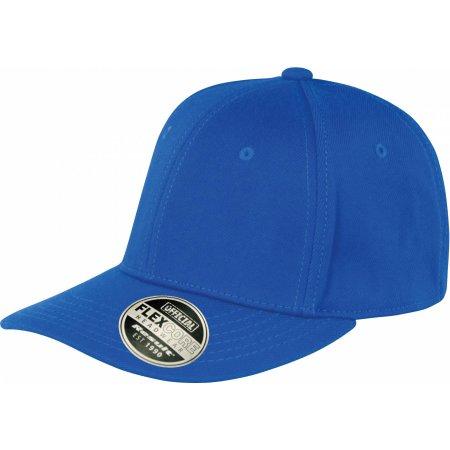 Kansas Flex Cap in Vivid Blue von Result Headwear (Artnum: RH85