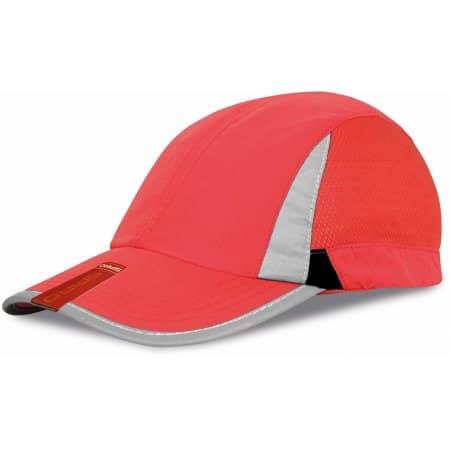 Sport Cap von Result Headwear (Artnum: RH86