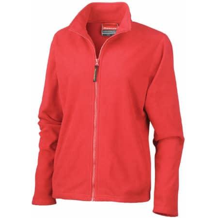 Women`s Horizon Micro Fleece Jacket von Result (Artnum: RT115F