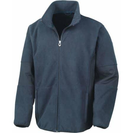 Osaka Combed Pile Soft Shell Jacket von Result (Artnum: RT131M