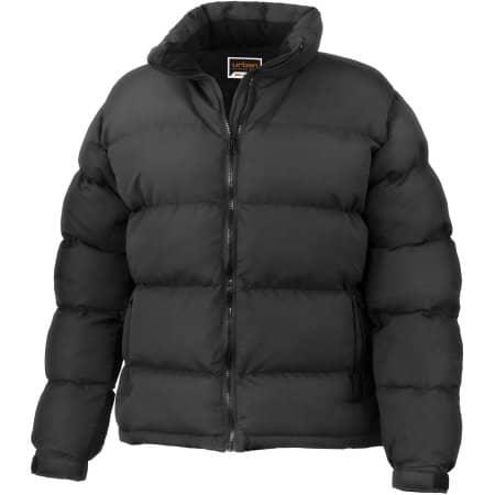 Women`s Holkham Jacket in Black von Result (Artnum: RT181F