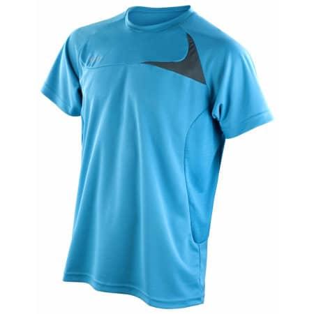 Men`s Dash Training Shirt von SPIRO (Artnum: RT182
