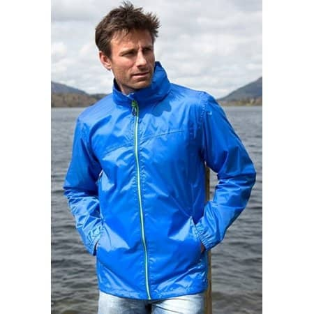Urban HDi Quest Lightweight Stowable Jacket von Result (Artnum: RT189