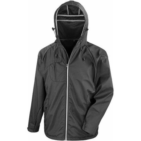 Hard Shell Jacket ´New York´ von Result (Artnum: RT197