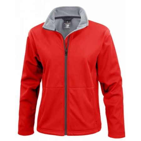 Ladies` Softshell Jacket von Result Core (Artnum: RT209F