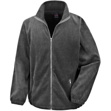 Fashion Fit Outdoor Fleece in Pure Grey von Result Core (Artnum: RT220X