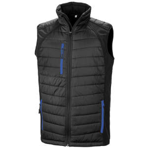 Black Compass Softshell Gilet