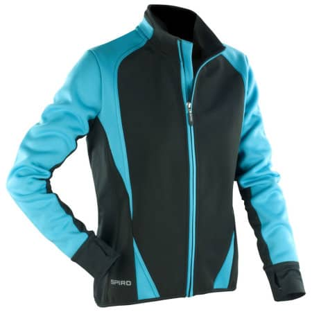 Ladies` Freedom Softshell Jacket von SPIRO (Artnum: RT256F