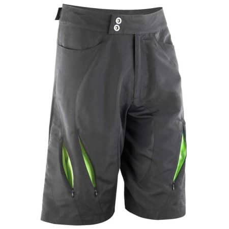 Bikewear Off Road Shorts von SPIRO (Artnum: RT264