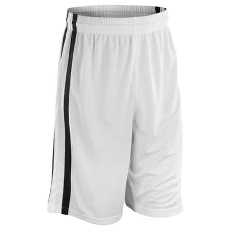 Basketball Men`s Quick Dry Short von SPIRO (Artnum: RT279
