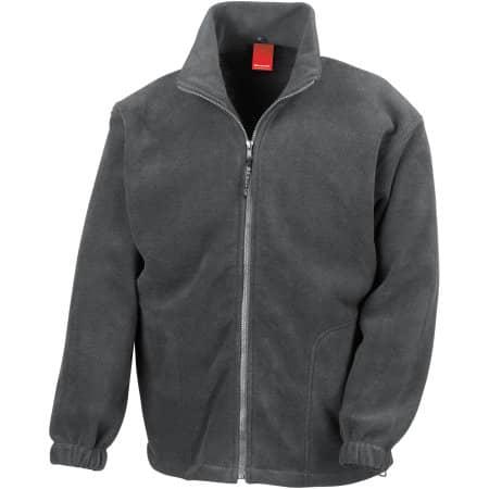 Polartherm™ Jacket in Oxford Grey von Result (Artnum: RT36A