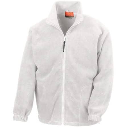 Polartherm™ Jacket in White von Result (Artnum: RT36A