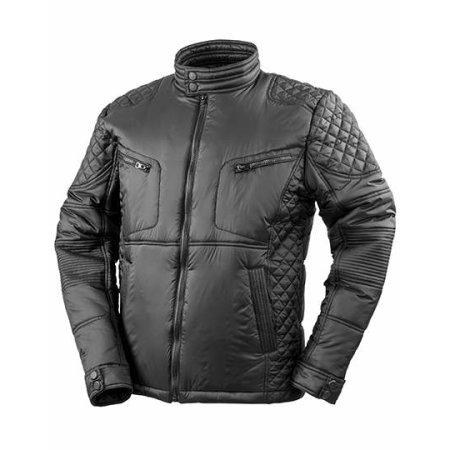 Biker-Style Jacket von Result (Artnum: RT402