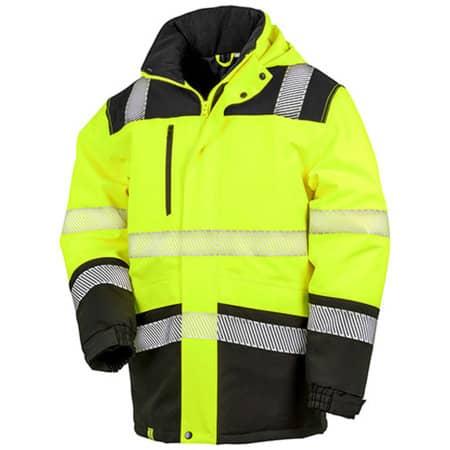 Printable Waterproof Safety Coat von Safe-Guard (Artnum: RT475
