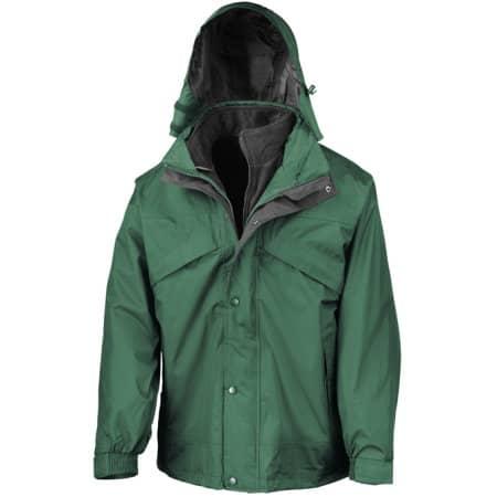 3-in-1 Zip & Clip Jacket von Result (Artnum: RT68