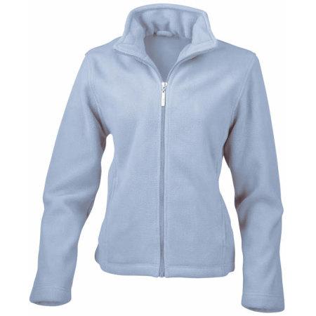 Women`s Micro Fleece Jacket von Result (Artnum: RT85F