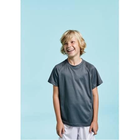 Montecarlo Kids T-Shirt von Roly (Artnum: RY0425K