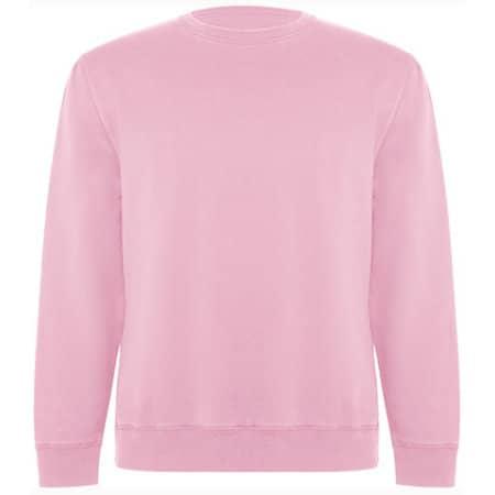 Batian Organic Sweatshirt in Light Pink 48 von Roly Eco (Artnum: RY1071