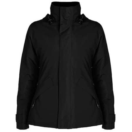 Europa Woman Jacket in Black von Roly (Artnum: RY5078