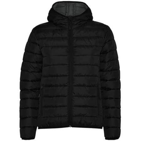 Norway Woman Jacket in Black 02 von Roly (Artnum: RY5091