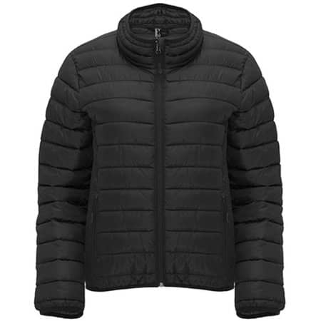 Finland Woman Jacket in Black 02 von Roly (Artnum: RY5095