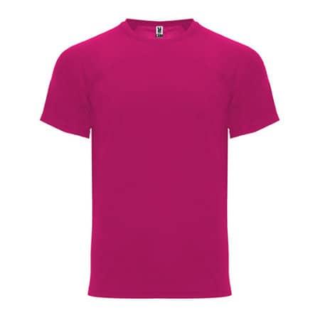 Monaco T-Shirt in Rosette von Roly (Artnum: RY6401