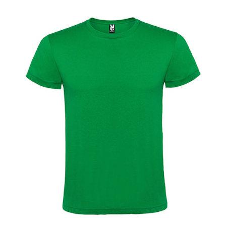 Atomic 150 T-Shirt in Kelly Green von Roly (Artnum: RY6424