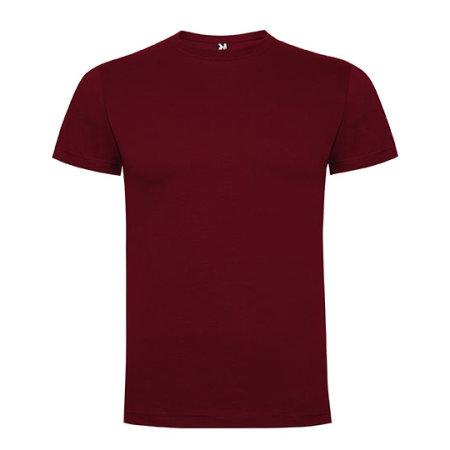 Dogo Premium T-Shirt Men in Garnet Red von Roly (Artnum: RY6502